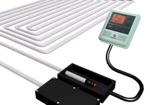 Системы отопления кабелем
